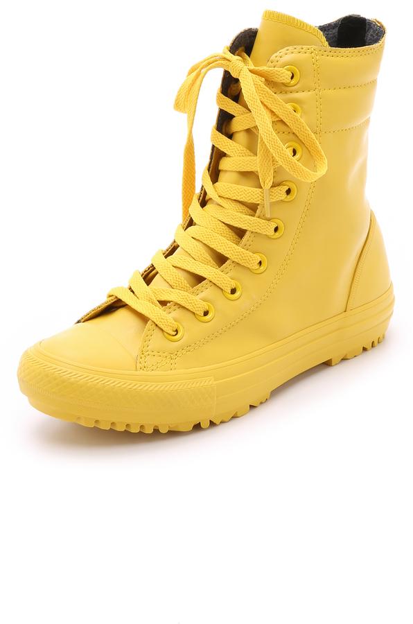 comprar converse amarillas online