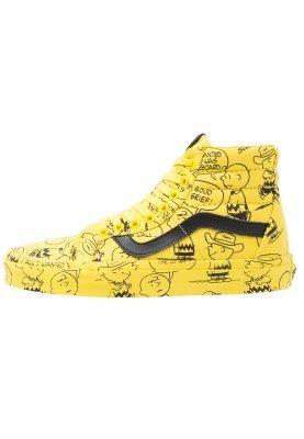 imagenes zapatillas vans amarillas
