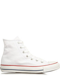 Zapatillas altas de lona