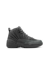 Zapatillas altas en gris oscuro de Jordan
