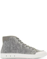 Zapatillas altas grises de rag & bone