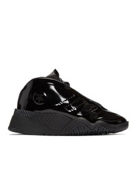 Zapatillas altas negras de Adidas Originals By Alexander Wang