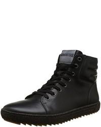 Zapatillas altas negras de Birkenstock
