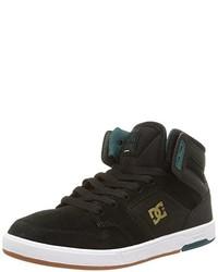 Zapatillas altas negras de DC Shoes