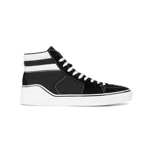 volumen grande calzado Venta de liquidación 2019 €347, Zapatillas altas negras de Givenchy