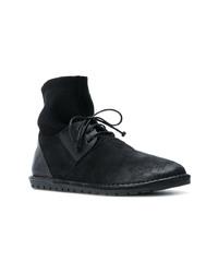 Zapatillas altas negras de Marsèll