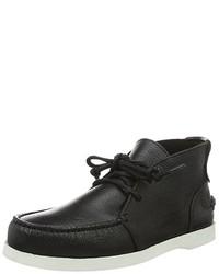 Zapatillas altas negras de Shoe The Bear
