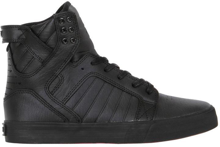 Zapatillas Supra Negras Completas