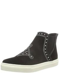 Zapatillas altas negras de Vero Moda