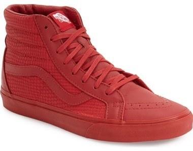 zapatillas altas vans