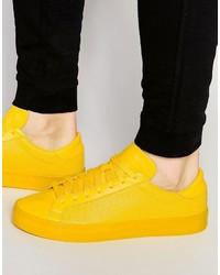 zapatillas hombre amarillas adidas
