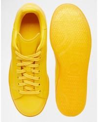 2adidas zapatillas hombres amarillas
