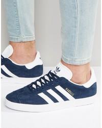 Zapatillas azul marino de adidas
