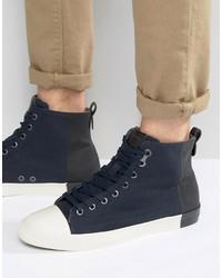 Zapatillas azul marino de Calvin Klein