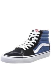 Zapatillas azul marino de Vans