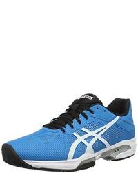 Zapatillas azules de Asics