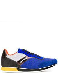 Zapatillas azules de Etro