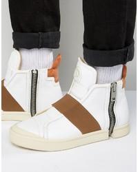 Zapatillas Blancas de Diesel