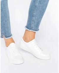 Zapatillas blancas de Glamorous