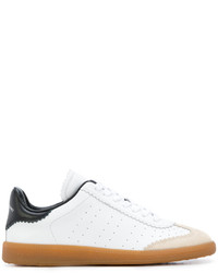 Zapatillas blancas de Isabel Marant