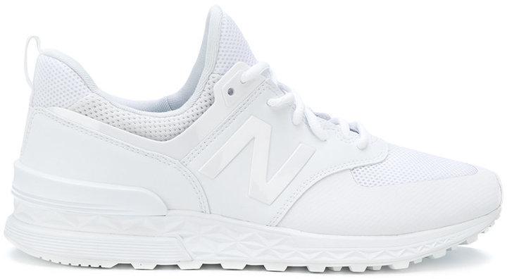 0b7fff09d0d ... Zapatillas blancas de New Balance ...