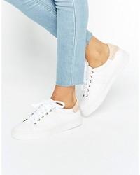Zapatillas Pull Zapatillas amp;Bear blancas blancas de Y0dwqYp