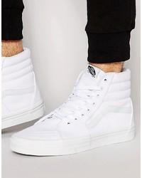 Zapatillas blancas de Vans