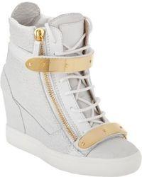 Zapatillas con cuna blancas original 1592457