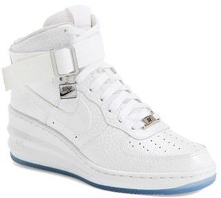 zapatillas nike blancas con caña br9b1914d