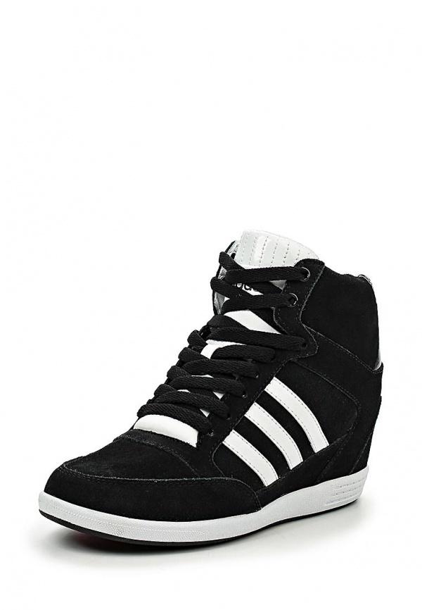 zapatillas con cuña adidas