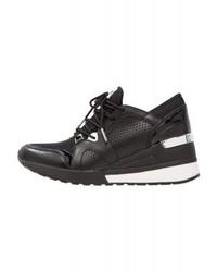 Zapatillas con Cuña Negras de Michael Kors