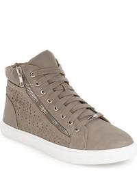 Zapatillas con estampado geométrico