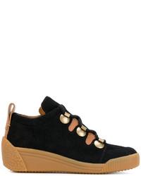 Zapatillas de ante negras de See by Chloe