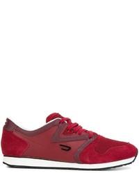 f3fe6c9d Comprar unas zapatillas de ante rojas Diesel | Moda para Hombres ...