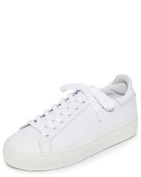Zapatillas de cuero blancas de IRO