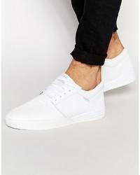 estilo único el precio se mantiene estable elegir oficial Comprar unas zapatillas de cuero blancas Supra   Moda para ...