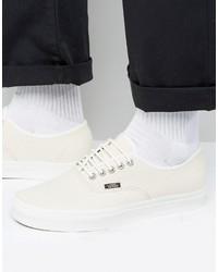 Comprar unos zapatos blancos Vans | Outfits Hombre