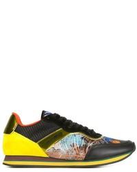 Zapatillas de cuero negras de Etro