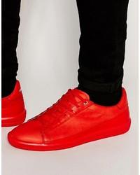 eb23d073 Diesel Zapatillas de ante rojas de Diesel Agotado · Zapatillas de cuero  rojas de Diesel