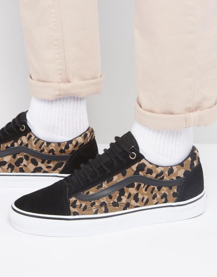 comprar vans leopardo
