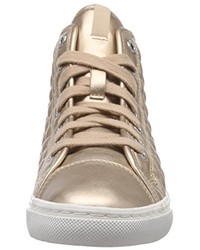 Perdido Labor repetición  Zapatillas doradas de Geox, €66 | Amazon.es | Lookastic España