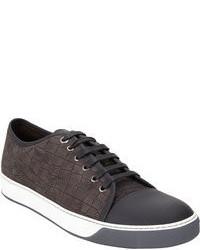 Zapatillas en gris oscuro
