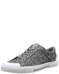 Zapatillas en gris oscuro de Jimmy Choo