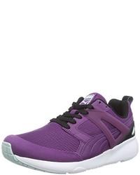 Zapatillas en violeta de Puma