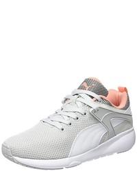 Zapatillas grises de Puma
