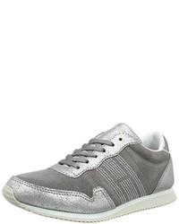 Zapatillas grises de Tommy Hilfiger