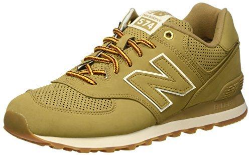 new balance zapatillas marrones