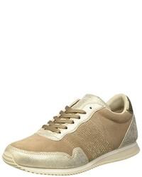 Zapatillas marrón claro de Tommy Hilfiger