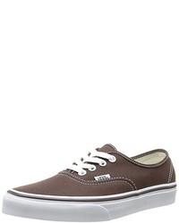 Zapatillas marrónes de Vans