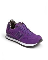 new balance zapatillas mujer morado